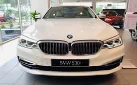 THACO lại tung chiêu giảm sốc giá BMW: 5-Series hạ 230 triệu đồng, quyết hơn thua E-Class nhưng 'giẫm chân' đàn em 3-Series