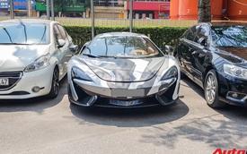 McLaren 570S camo cực độc bất ngờ xuất hiện tại Hà Nội, nhưng nguồn gốc chiếc siêu xe mới đáng chú ý