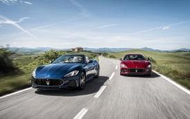 Maserati công bố 'đội hình' mới với xe thể thao, SUV và Gran Turismo
