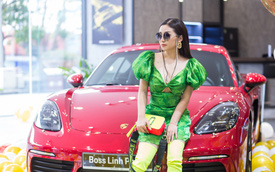 Nữ doanh nhân 9x đầu tiên Việt Nam sắm Porsche 718 Cayman S: 'Muốn sống đúng tính cách con người mình, biết làm và biết chơi'