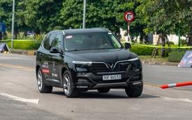 Chủ xe VinFast Lux và Fadil được đỗ xe miễn phí tại Vincom và Vinhomes trên toàn quốc trong 3 năm