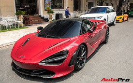 Bộ đôi McLaren 720S offline sau tiền trạm ASEAN Rally 2020, xe trưởng đoàn trở về màu nguyên bản