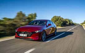 Những nâng cấp 'ăn tiền' trên Mazda3 thế hệ mới mà khách Việt ngóng đợi