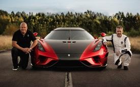 Koenigsegg tuyên bố lập kỉ lục mới, hăm doạ ông hoàng tốc độ của Bugatti