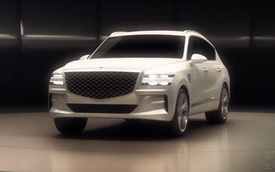 Mercedes-Benz GLC, BMW X3 sắp gặp đối thủ lớn từ Hyundai