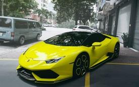 Đại gia Việt 'lột xác' Lamborghini Huracan biển 'san bằng tất cả' sang diện mạo mới chói loá