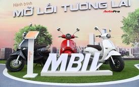 Xe máy điện Hàn Quốc MBI chính thức ra mắt khách hàng Việt với giá sốc và chính sách đổi pin gây choáng