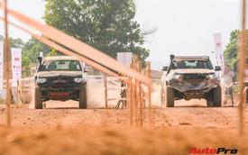 Những hình ảnh ấn tượng trong ngày đầu tiên của giải đua ô tô địa hình VOC PVOIL 2019