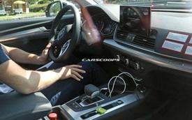 Lần đầu lộ diện nội thất Audi Q5 2020: Thay đổi không nhiều và... không liều