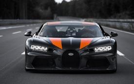 Bugatti tiếp tục chuẩn bị Chiron mới cho đại gia, ra mắt trong tháng sau