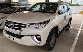 Chuyển sang lắp ráp trong nước, Toyota Fortuner lần đầu khuyến mãi 'mạnh tay'