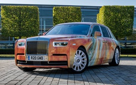 Đại gia chi gấp đôi tiền để mua chiếc Rolls-Royce Phantom có tiểu sử đặc biệt