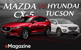 Mazda CX-5 vs Hyundai Tucson: Khi người Việt lựa chọn SUV Nhật - Hàn dưới 900 triệu đồng