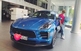Chi Dân khoe Porsche bạc tỷ mới tậu, Bình An, S.T Sơn Thạch cùng dàn sao Việt trầm trồ