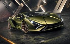 Ra mắt siêu phẩm Lamborghini Sián mạnh 808 mã lực, tốc độ tối đa 350 km/h