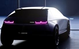 Hyundai nhá hàng Concept 45 - Cột mốc biểu tượng cho thiết kế xe điện Hyundai trong tương lai