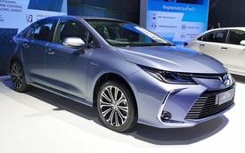 Ra mắt Toyota Corolla Altis thế hệ mới, chực chờ về Việt Nam đòi lại ngôi vương