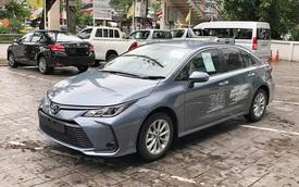 Toyota phủ nhận Corolla Altis thế hệ mới sắp bán tại Việt Nam - Cơ hội cho Mazda3