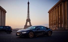 Ra mắt BMW i8 phiên bản đặc biệt - Lời chào trước khi khai tử