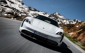 8 mẫu xe nổi danh về tốc độ mà Porsche Taycan Turbo S có thể đánh bại nhưng vẫn kém 2 cái tên sau cùng