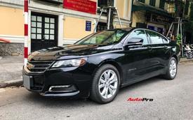 Bắt gặp hàng hiếm Chevrolet Impala thế hệ mới nhất tại Việt Nam