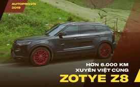 Người dùng đánh giá Zotye Z8 sau hành trình trèo đèo lội suối từ Tây Nguyên lên Tây Bắc: Vận hành 'vô đối' trong tầm tiền