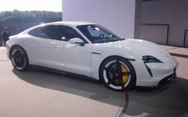 Những điểm nhấn thú vị trên Porsche Taycan sẽ về Việt Nam