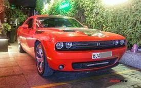 Dân chơi Đồng Nai mang Dodge Challenger hàng hiếm lên dạo chơi Sài Gòn