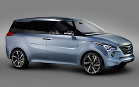 Hyundai sắp có MPV 7 chỗ đối đầu Mitsubishi Xpander