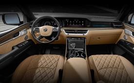 Tiết lộ chi tiết nội thất Kia Mohave: Sang trọng vượt bậc, cá tính hơn Hyundai Palisade