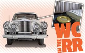 Chiều khách như Rolls-Royce: Trang bị cả nhà vệ sinh trong xe