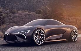 Toyota tự phát triển dòng xe thể thao mới, dùng động cơ đặt giữa như Porsche