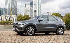 Mercedes-Benz GLC mới lộ diện: To lớn hơn, để ngỏ bản 7 chỗ