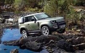 Land Rover Defender thế hệ mới lộ hàng sớm với 2 cấu hình dành cho fan địa hình