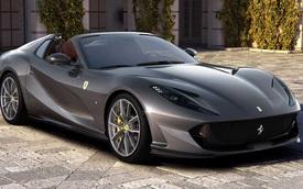 812 GTO có thể là siêu xe Ferrari cuối cùng dùng động cơ V12 đặt trước