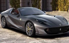 Ferrari gửi tin mật cho giới siêu giàu về mẫu xe ra mắt ngay tuần này