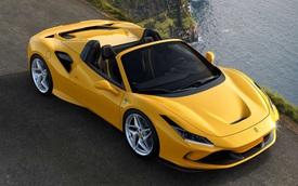 Ferrari F8 Spider hậu duệ 488 Spider ra mắt, có thể bán chính hãng cho đại gia Việt