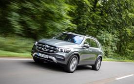 Mercedes GLC, GLE đồng loạt trình làng phiên bản mới