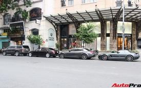 Nhà chồng Tăng Thanh Hà trưng dàn xế 'khủng' tại 'thánh địa siêu xe' Sài Gòn: Có những chiếc hiếm và độc