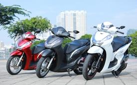 Xưởng độ ở Sài Gòn biến hóa Honda SH125i/150i thành SH300i với chi phí 12 triệu đồng