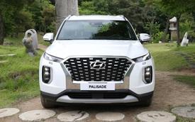 Khách Việt đã có thể mua Hyundai Palisade với giá trên 2 tỷ đồng