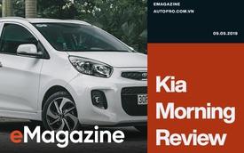 Người dùng đánh giá Kia Morning: Bền và tiết kiệm để làm dịch vụ, đẹp và đủ tiện nghi cho gia đình