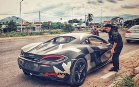 McLaren 570S màu dị về tới Nha Trang, sẽ nhập đội hình Car Passion để xuyên Đông Nam Á?