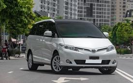 Cận cảnh Toyota Previa 2019 nhập khẩu Trung Đông giá gần 3 tỷ đồng đầu tiên tại Việt Nam
