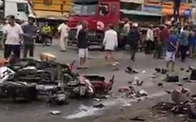 Những vụ xe tải, xe khách tông hàng loạt người và phương tiện dừng chờ đèn đỏ gây ám ảnh nhiều năm qua