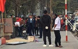 Hà Nội: Phát hiện thi thể người đàn ông cạnh cầu Đen