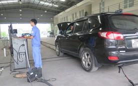 Lộ trình mới áp dụng tiêu chuẩn khí thải đối với xe ôtô