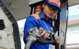 Giá xăng dầu vừa đồng loạt tăng mạnh, RON 95 chạm đỉnh 20.000 đồng/lit