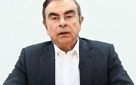 """Cựu chủ tịch thất thế tố lãnh đạo cấp cao Nissan """"chơi trò bẩn thỉu"""""""