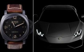 """""""Choáng"""" trước sự kết hợp triệu đô giữa đồng hồ và siêu xe"""